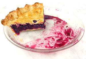 Double-crust Sweet Berry Pie