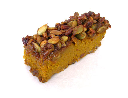 Winter Squash Nut-Crust Casserole