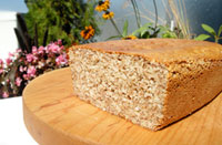 Whole Almond Bread