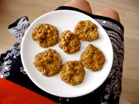 Sweet Ambrosia Cookies