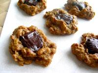 photo of black-eyed susan cookies