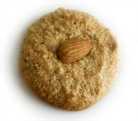 Honey Almond Macaroons