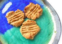 Sweet Honey! Peanut Butter Cookies