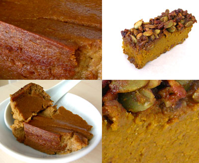Patty's Pumpkin Pudding